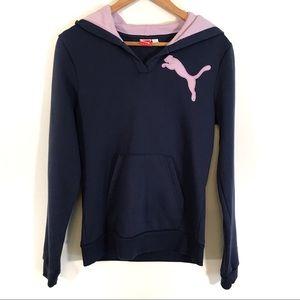 Puma Women's Hoodie Sweatshirt